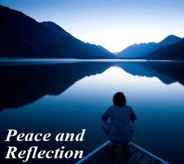 Peace and Reflection